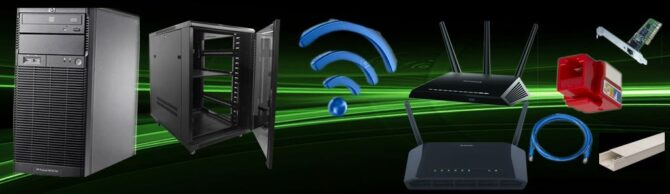 Redes de voz y datos instalación y revisión